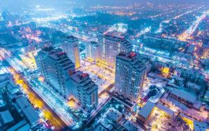 Представительства в городах