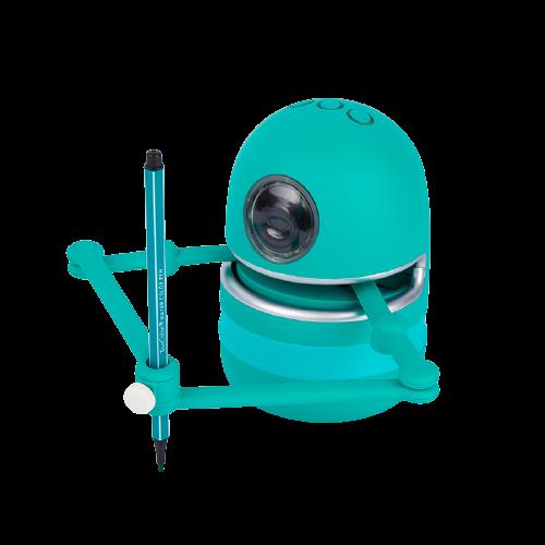 Quincy - робот художник в Ижевске